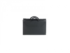 Malet?n anti balas de cuero (Bulletproof Leather Briefcase)
