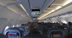 PAVES Broadcast in-flight entertainment system