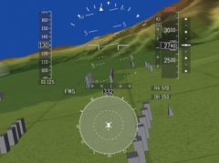 HeliSure Helicopter Synthetic Vision System (H-SVS)