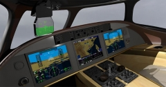 HGS-3500 Head-up Guidance System