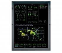 EICAS-4000 Engine Indication and Crew Alerting System