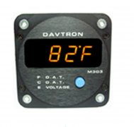 M303-2 Digital Temperature Gauge Instrument Mount