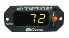 M307 Digital Temperature Gauge